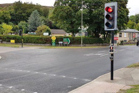 A623 Kingsgate, Calver
