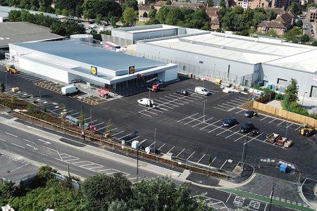 Lidl Supermarket York