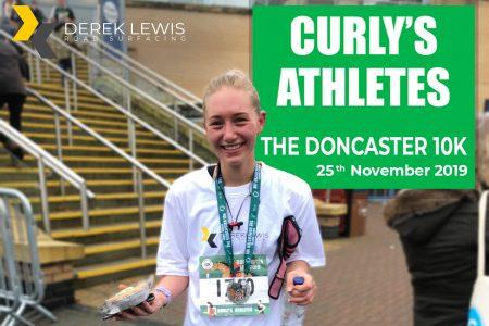Doncaster 10k run 2019